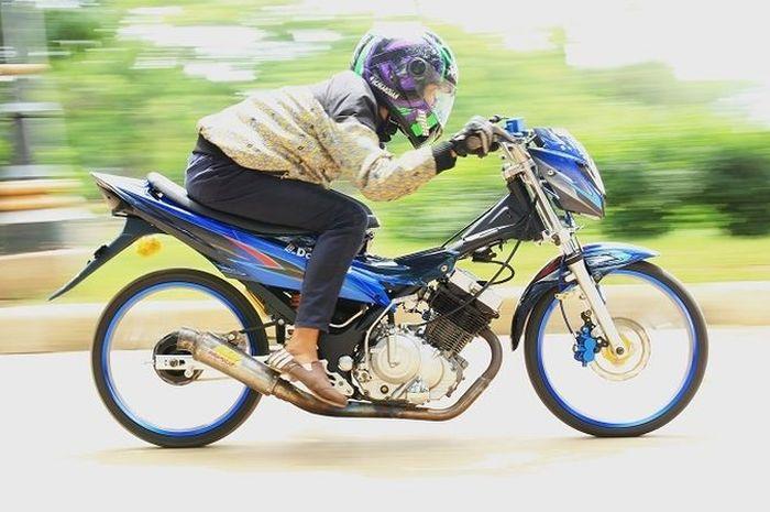 Suzuki FU 150 libas lawan-lawannya