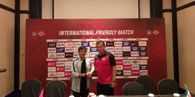 Indra Sjafri Tetap Beri Kepercayaan Pada Dua Pemain Senior di Timnas U-22 Indonesia