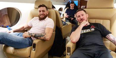 Tidak Ada Cerita Conor McGregor Jadi Pengganti Khabib Nurmagomedov