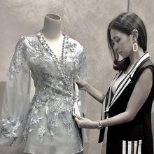 Tren Dress Bridesmaid 2019 Menurut Fashion Desainer Susan Zhuang