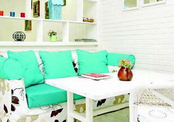 Pesona Turquoise Beri Kesan Segar nan Relaks, Ini Tips Aplikasinya!