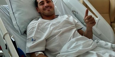 Kondisi Iker Casillas Stabil, Sang Istri Beri Ucapan Terima Kasih