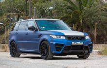 Range Rover Sport Sukses Tampil Beda Dengan Model Gril Satu Ini