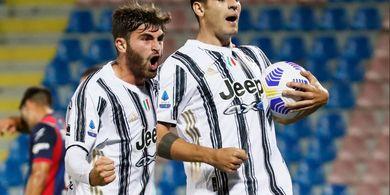 Starting XI Dynamo Kyiv vs Juventus - Tanpa Ronaldo, Morata Jadi Tumpuan,  Dybala Cadangan Lagi