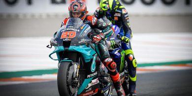 Demi Jadi Juara MotoGP 2021, Murid Valentino Rossi Sampai Lakukan Hal Ini