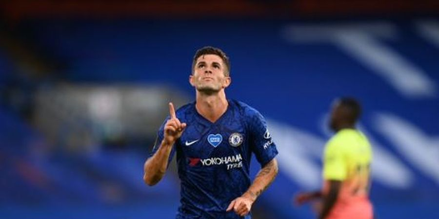 Chelsea Vs Sheffield United - Frank Lampard Bicara Kesiapan Christian Pulisic