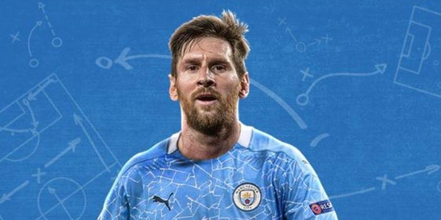 Manchester City Harus Relakan Gabriel Jesus dan Dua Pemain Lain demi Lionel Messi