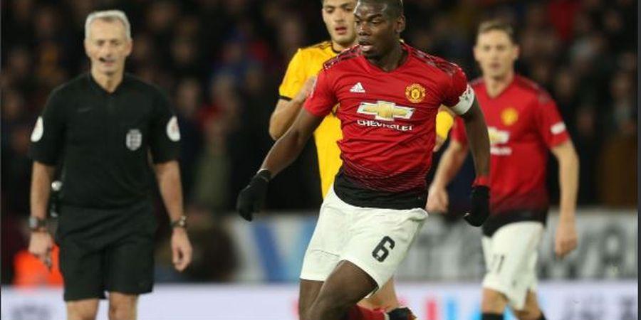 Solskjaer Harus Berani Tendang Paul Pogba dari Manchester United