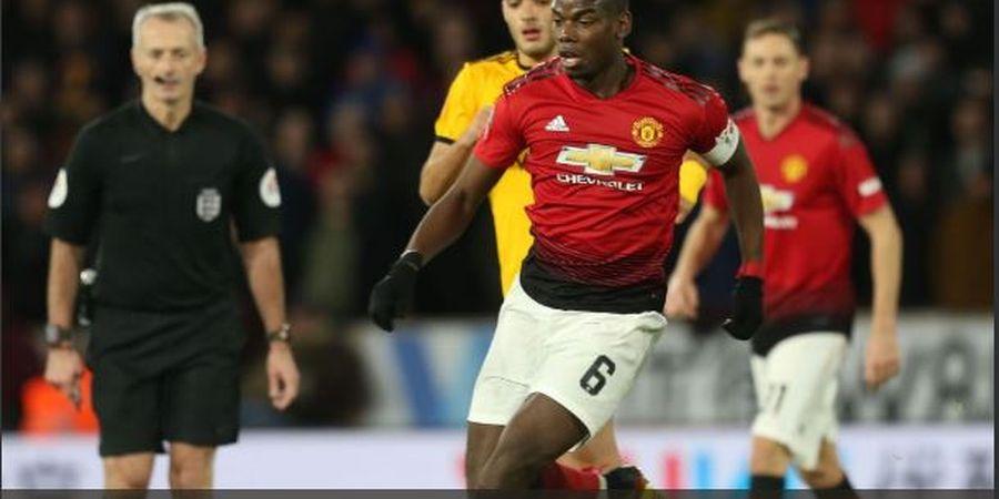 Rating Pemain Manchester United: Tunduk dari Wolves 2 Bintang Tampil Buruk