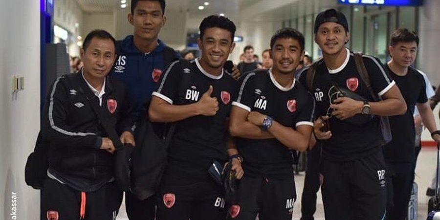 PSM Menolak jika Leg Kedua Final Piala Indonesia Kontra Persija Tak Digelar di Stadion Mattoangin