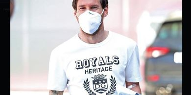 Liga Spanyol Dimulai Lagi, Lionel Messi Bicara soal New Normal