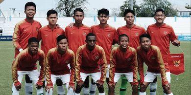 Jadwal Kualifikasi Piala Asia U-16 2020, Timnas Indonesia Main Besok