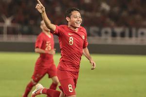 Aksi Brutal Pemain Vietnam Tendang Evan Dimas Hingga Cedera di Final SEA Games 2019