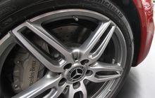 Uji Produknya Lewat Test Drive, Michelin Kolaborasi dengan Mercedes-Benz