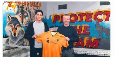 Pemain Keturunan Indonesia Resmi Dikontrak Profesional oleh Klub Liga Inggris