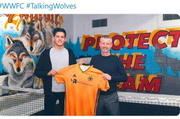Bek Wolverhampton Wanderers, Justin Hubner membuka peluang untuk bisa membela timnas Indonesia dalam wawancaranya di channel Youtube Yussa Nugraha, Minggu (6/9/2020).