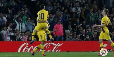 Messi dan Lebih  dari Selusin Gol ke Gawang Eibar