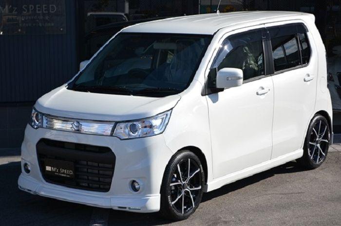 Download Gambar Modifikasi Mobil Karimun Wagon R