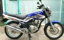 Harga Motor Yamaha Scorpio Kotak Gak Masuk Akal,  New Scorpio Aja Cuma Rp 10 Jutaan