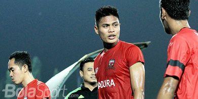 Banyak Pesepakbola Sudah Divaksin, Kapten Madura United Minta Liga 1 2021 Segera Bergulir