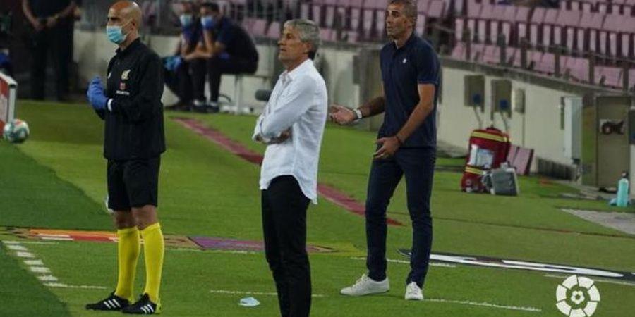 Panas, Pelatih Barcelona dan Athletic Bilbao Ribut