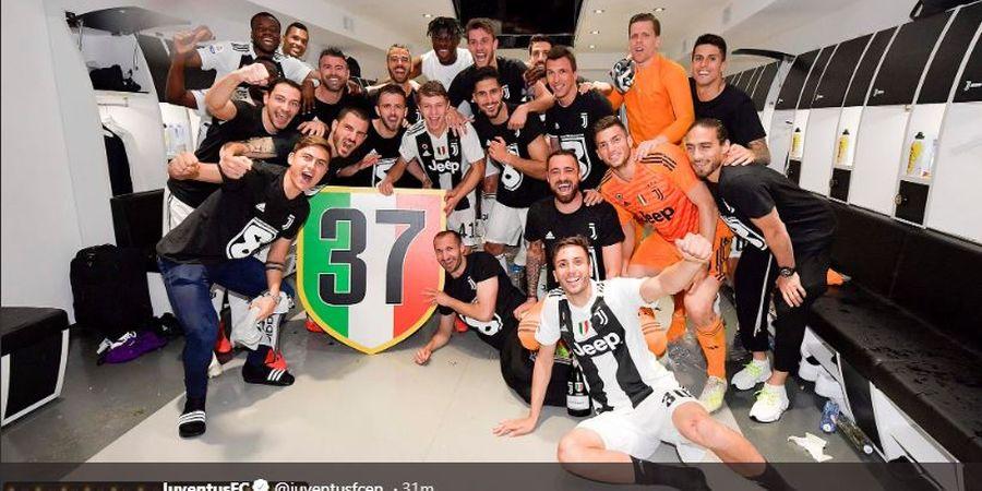 Perjalanan Juventus Juara Liga Italia 8 Musim Beruntun sejak 2011-2012