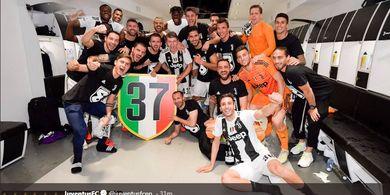 Hasil Lengkap dan Klasemen Liga Italia, Juventus Juara 8 Musim Beruntun