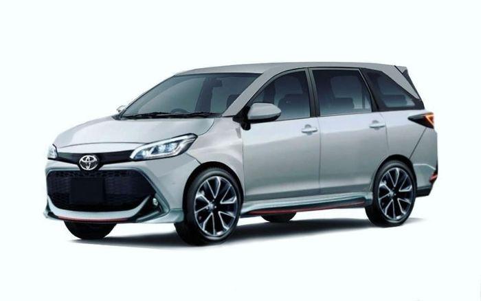 Ubahan Toyota Avanza terbaru ala  @malvinwstwn