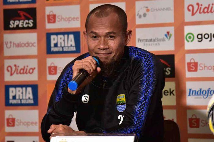 Kapten Persib Bandung, Supardi Nasir, berharap pandemi virus corona atau Covid-19 segera mereda jelang bulan Ramadan.