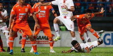 Memperbaiki Pertahanan Jadi Tekad Borneo di Sisa Musim Liga 1