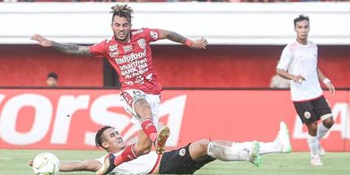 Usai Bali United, Persija Masih Harus Lewati Siksaan Jadwal Padat