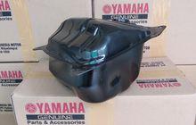 Woww...Yamaha Lexi Malas Mampir SPBU, Kalau Pakai Tangki Jumbo Ini