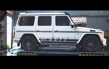 Ganti Knalpot Tenaga Mercedes-AMG G63 Ikut Terkerek, Tonton Videonya!