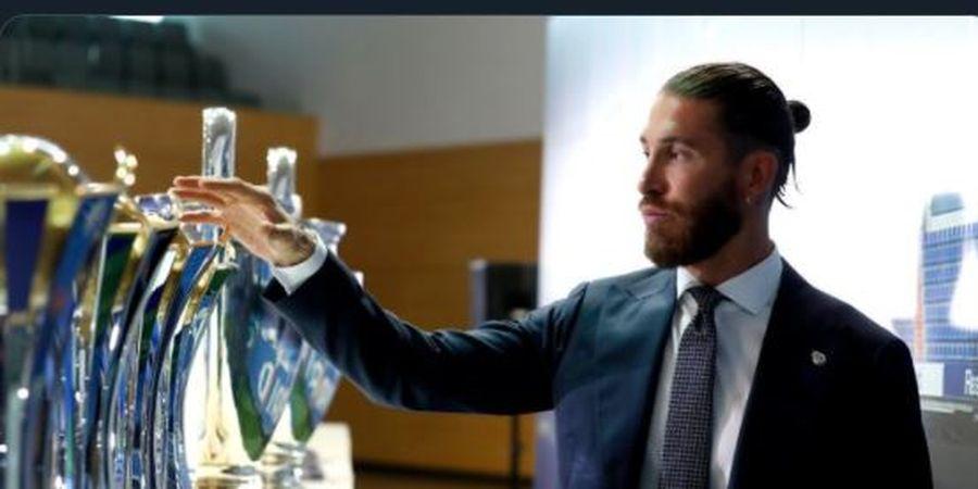 Sergio Ramos Beri Tahu Teman di Real Madrid soal Klub Pilihannya
