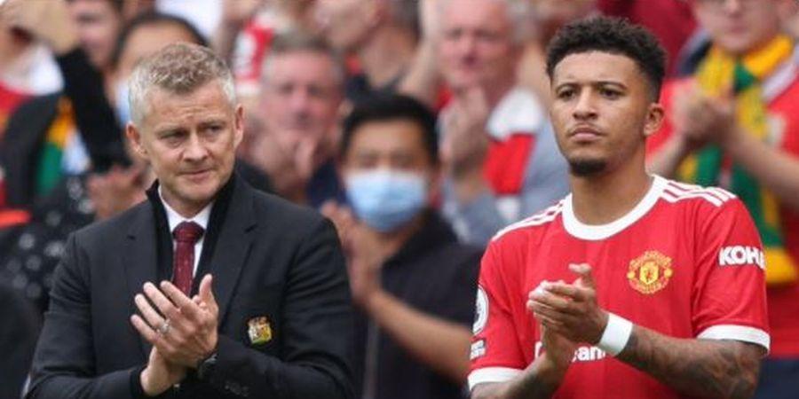 Kehadiran Cristiano Ronaldo di Man United Bawa Dampak Negatif untuk Jadon Sancho