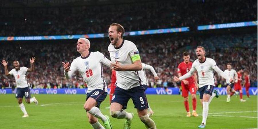 EURO 2020 - Kemenangan Atas Denmark Bukti Inggris Telah Berkembang Pasca-Piala Dunia 2018