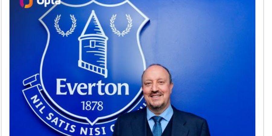 Punya Sentimen Personal, Eks Liverpool Yakin Rafa Benitez Gagal di Everton