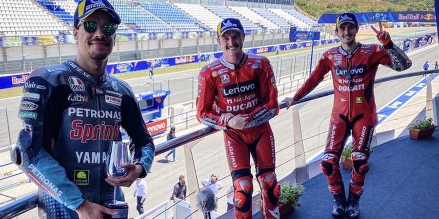 Ducati Cukup Menggigit pada MotoGP 2021, Jack Miller Minta Jangan Senang Dulu