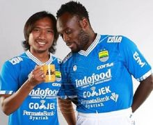 Penyebab Michael Essien Hengkang dari Persib Bandung Versi Umuh Muchtar