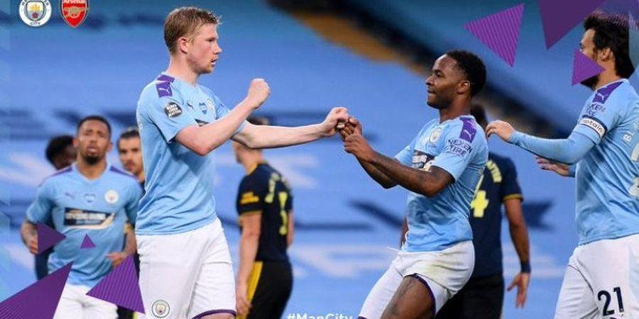 Starting XI Southampton Vs Man City - The Citizens Rombak 6 Pemain
