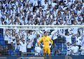 Gagal Sapu Bersih, Courtois Tertekan oleh Suporter Real Madrid