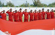 Timnas U-15 Indonesia Kembali Raih Kemenangan, Montenegro Jadi Korban