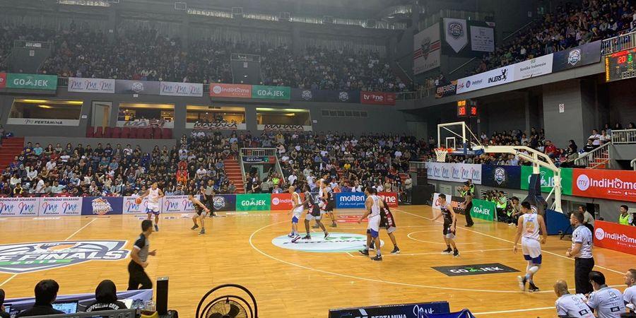 Final IBL 2018-2019, Stapac Sukses Menangi Laga Pertama