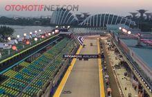 Langsung Dari Singapura, Mengintip Para Pembalap F1 Gowes Sepeda Jelang Singapore Grand Prix