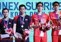 Ranking BWF Terbaru - Usai Bikin Ahsan/Hendra Gagal Juara, Ganda Putra Korea Naik 6 Peringkat
