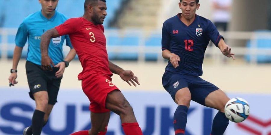 Jadwal Merlion Cup 2019 - Timnas U-22 Indonesia Diuji Thailand Lagi