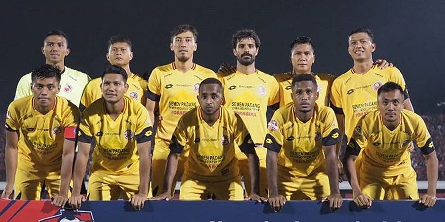 Link Streaming Semen Padang Vs Persela Lamongan, Pekan 15 Liga 1