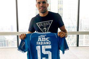 Daftar 21 Pemain Sriwijaya FC untuk Liga 2 2019, Bagaimana Fabiano Beltrame?
