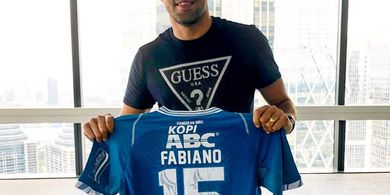 Kata Fabiano Beltrame soal Rekan Duetnya di Pertahanan Persib Bandung