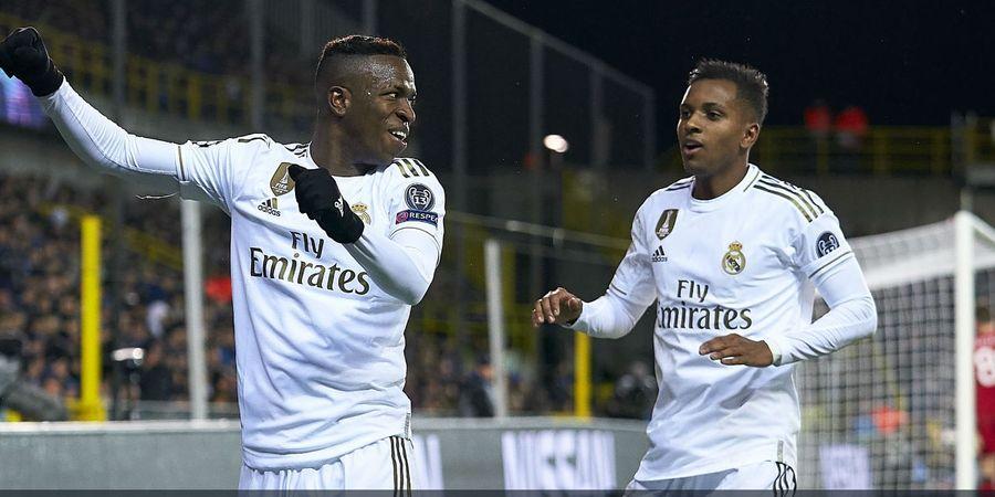 Prediksi Line-up Real Sociedad vs Real Madrid - Duo Wonderkid Brasil Dampingi Karim Benzema